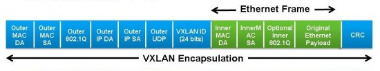 The VXLAN Frame Header