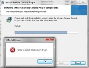 hcmon error picture