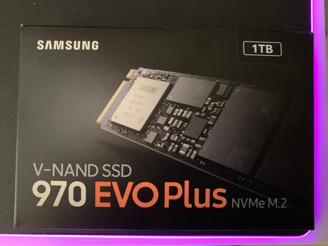 NVMe parts, mobile chipsets,